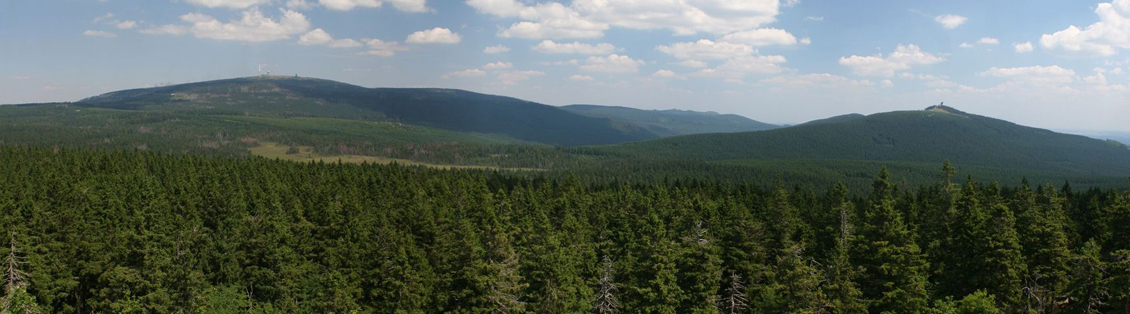 Der Brocken: das höchste Ziel im Norden